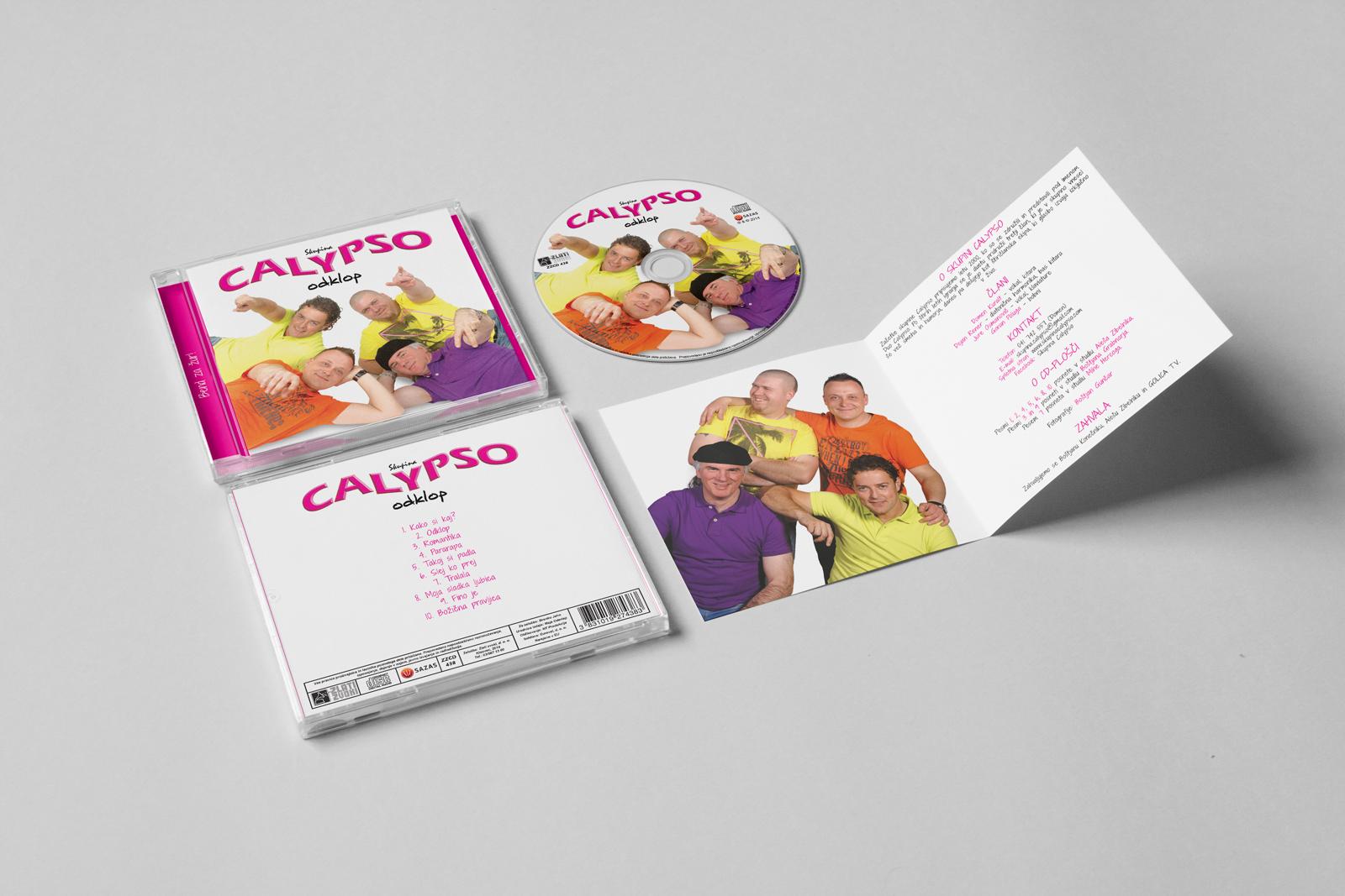 Calypso - Odklop