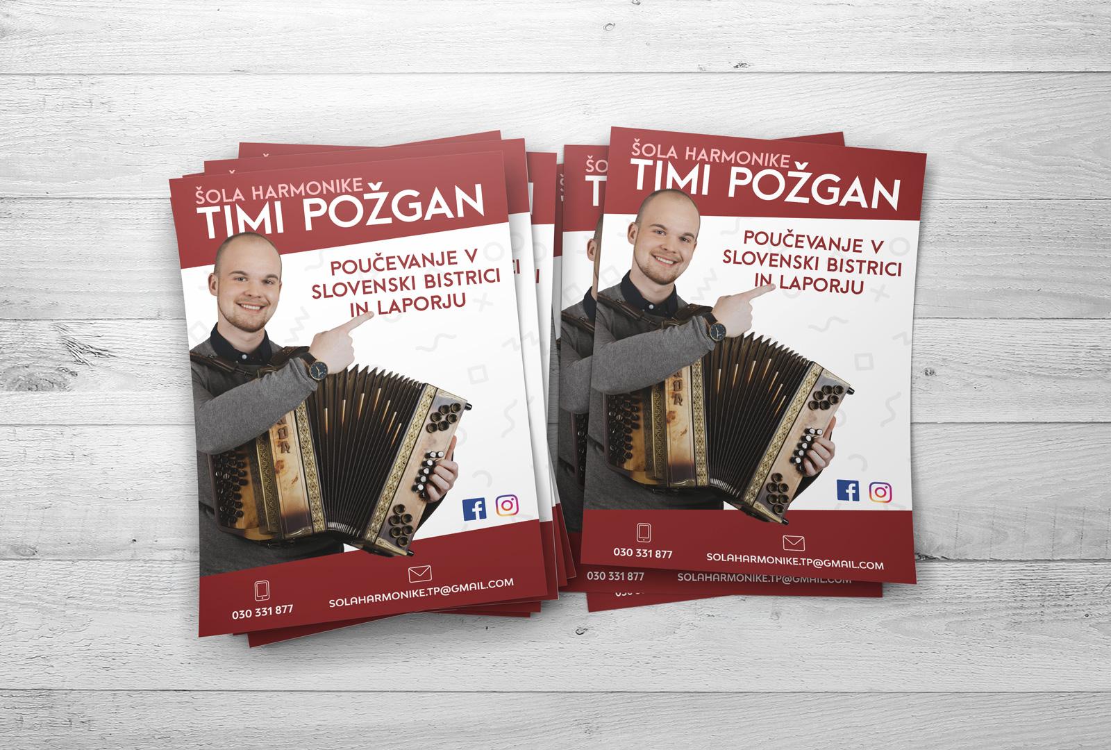 Šola harmonike Timi Požgan