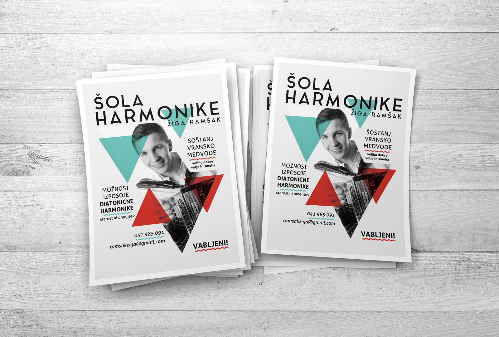 Šola harmonike Žiga Ramšak