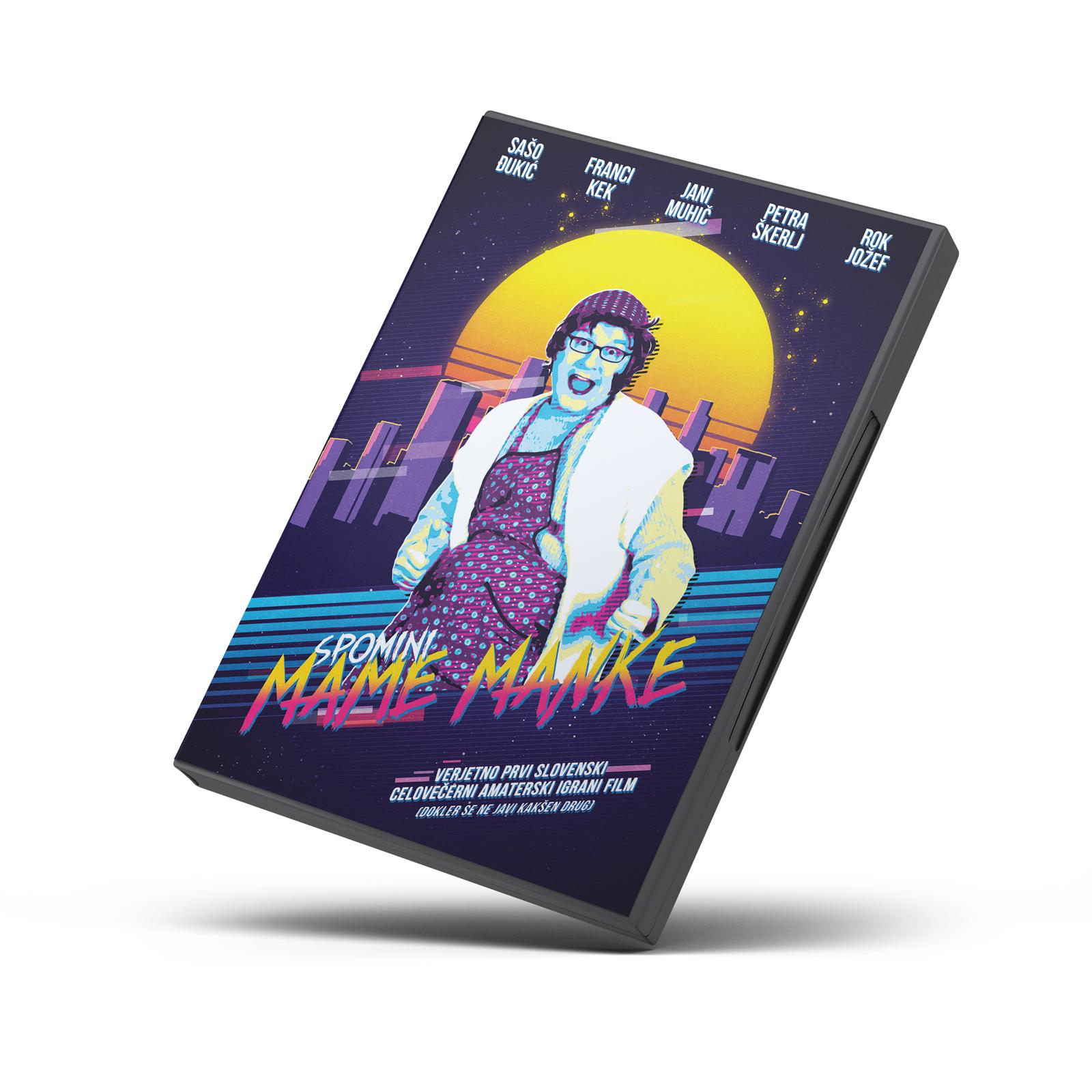 Spomini mame Manke