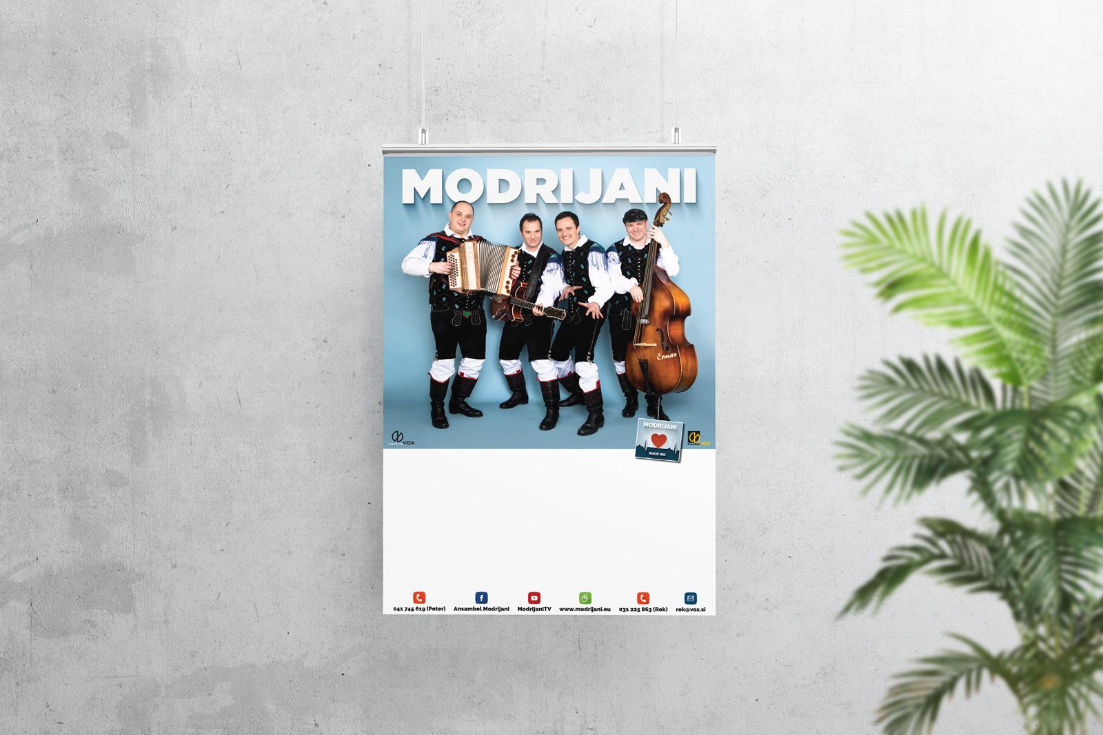 ansambel Modrijani
