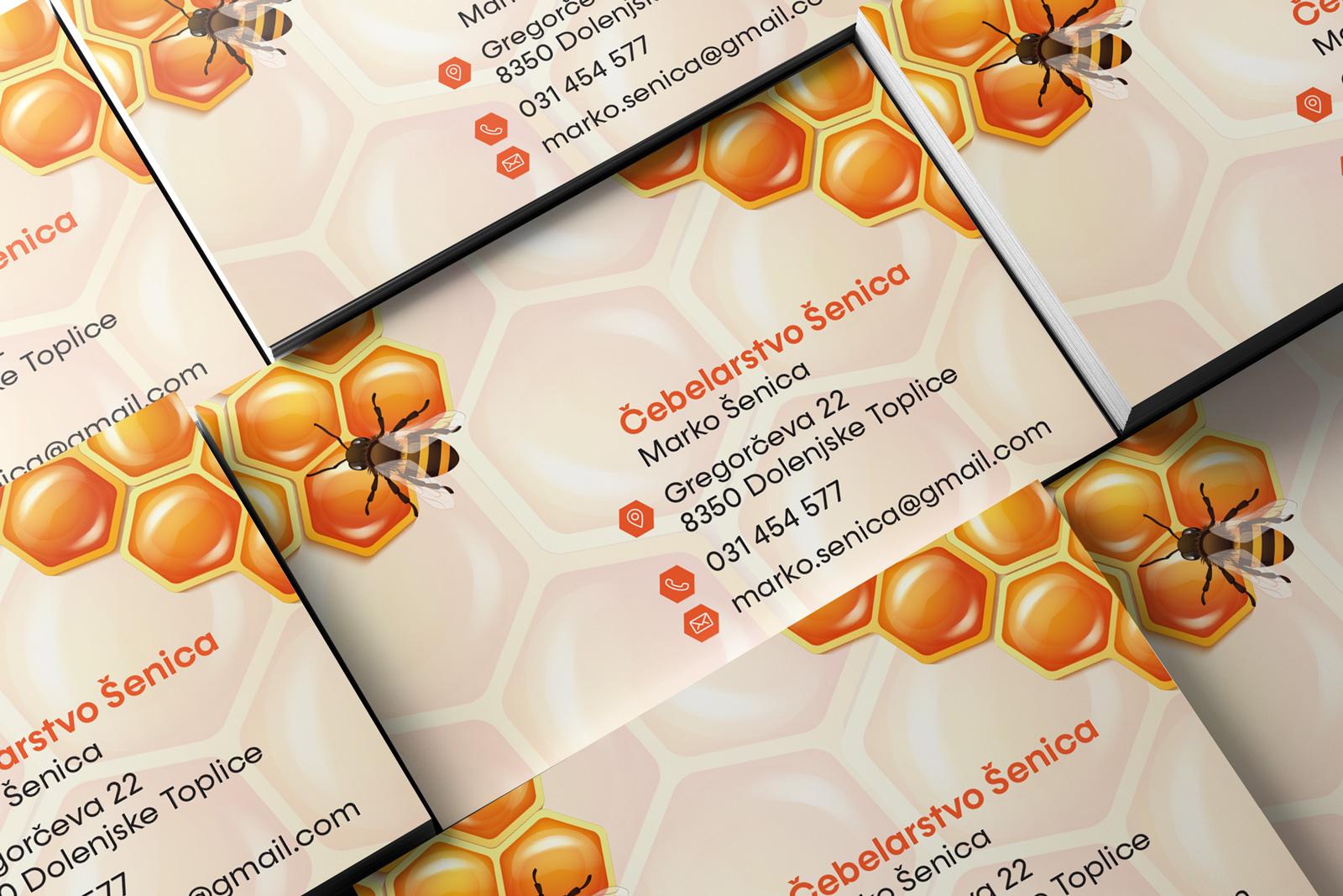 Čebelarstvo Šenica