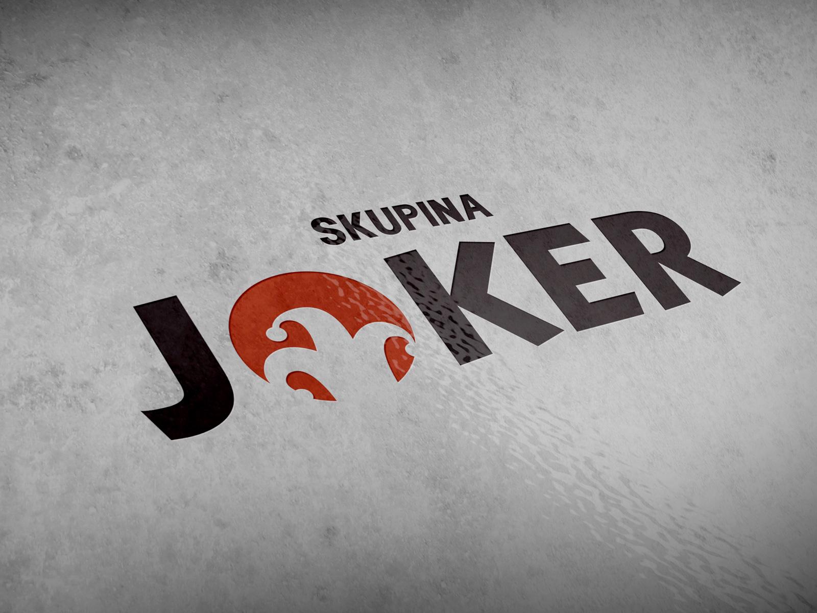 Logotip skupineJoker